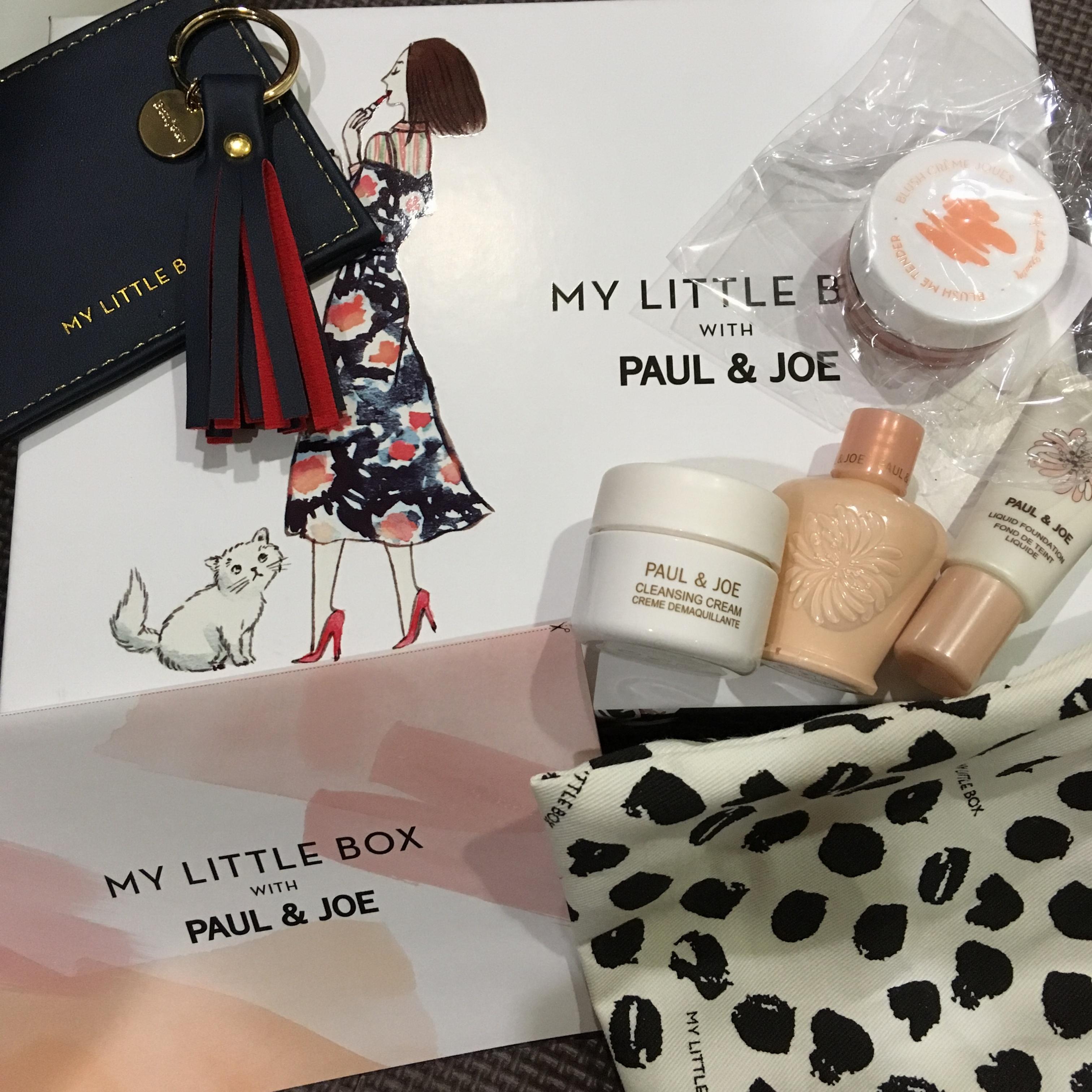8月のMY LITTLE BOXは…♡_1
