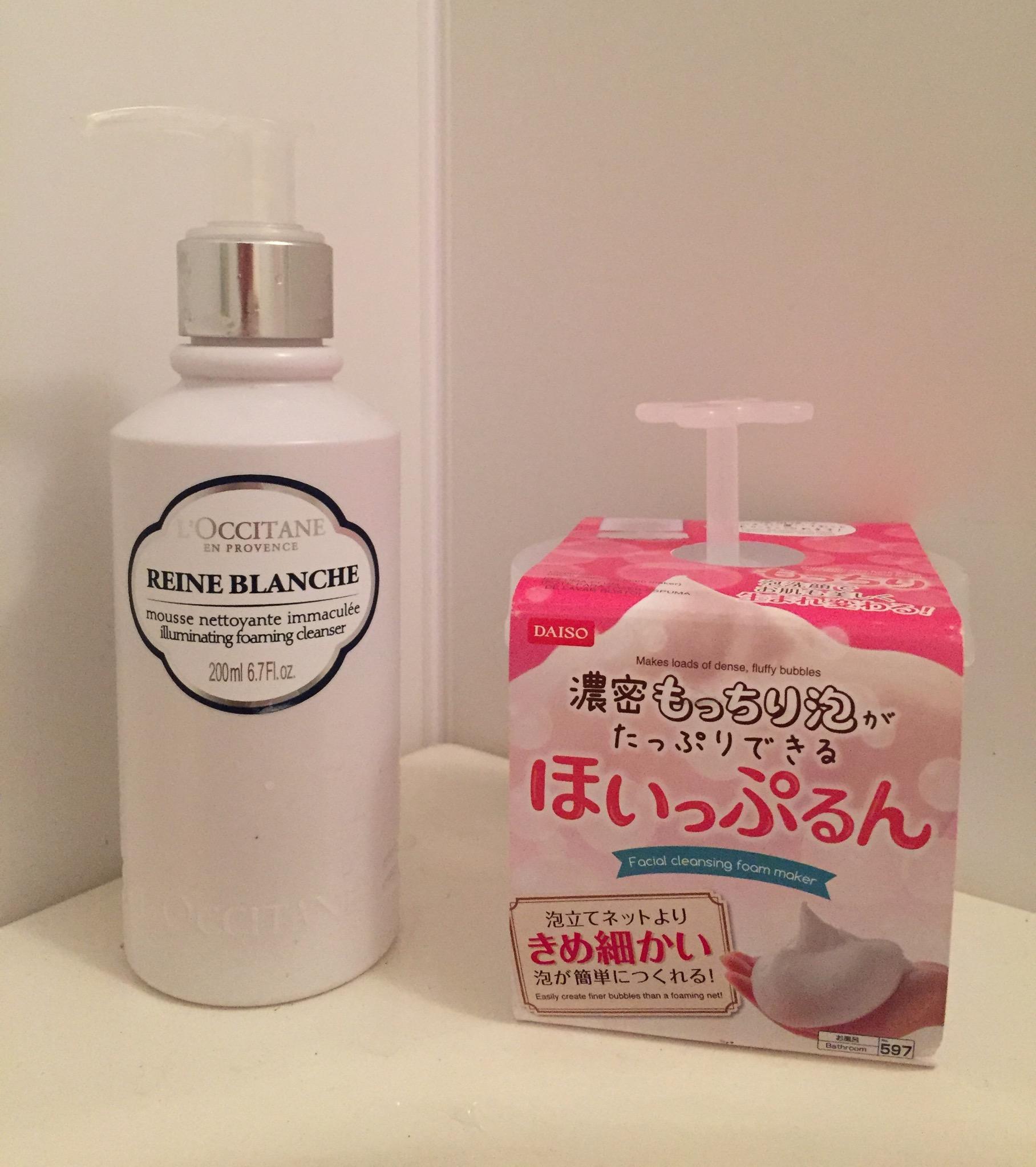 まるでCMみたい!!100円でホイップクリームみたいな洗顔泡がつくれる♡_3