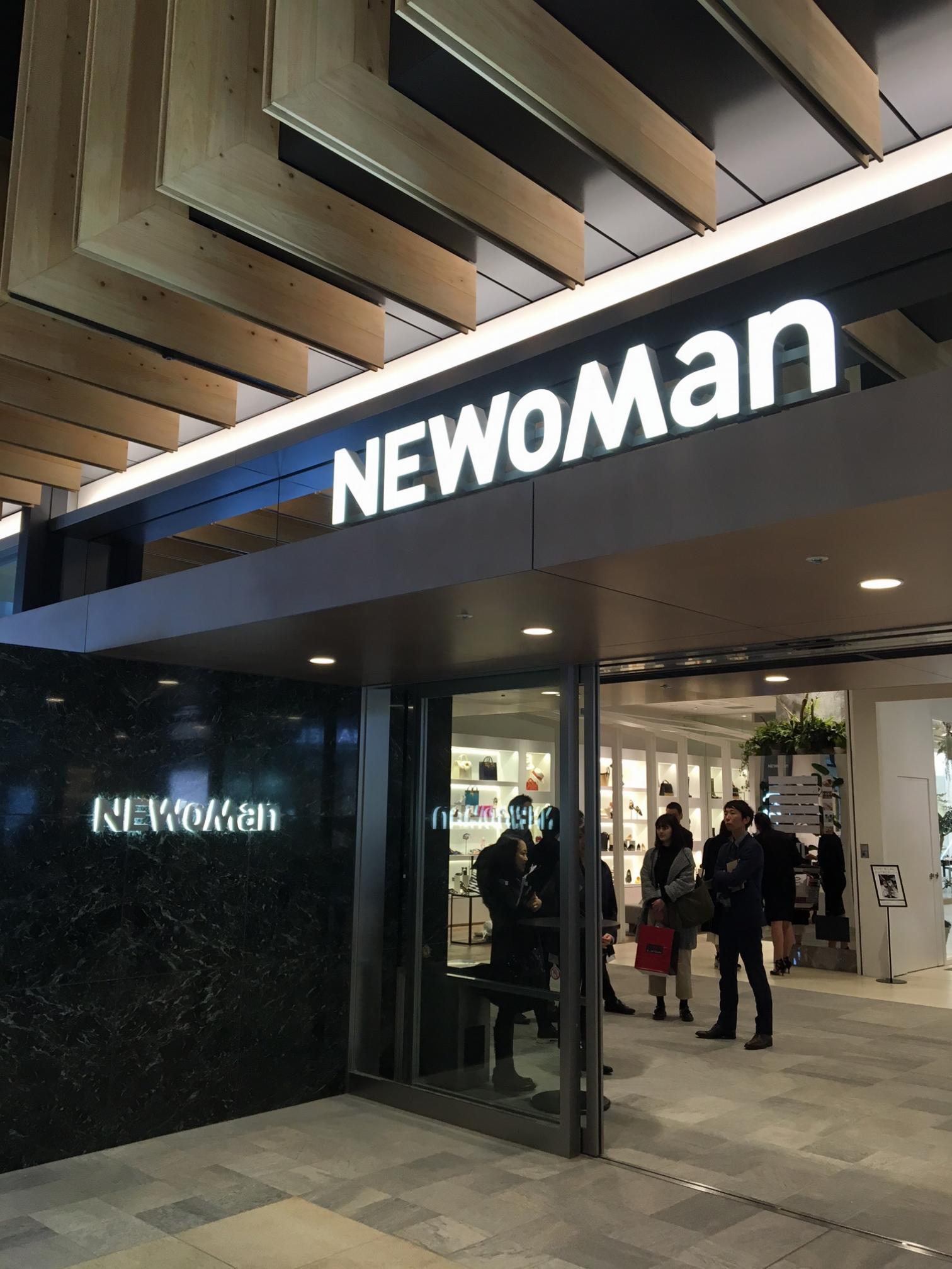 大人っぽいが詰まってる! 新宿『NEWoMan(ニュウマン)』に潜入☆【ファッション編】_1
