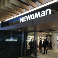 大人っぽいが詰まってる! 新宿『NEWoMan(ニュウマン)』に潜入☆【ファッション編】