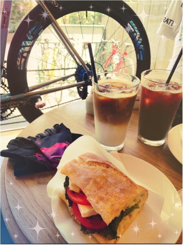 """自転車好きにオススメしたい""""チャリカフェ""""第1弾♡「盆栽自転車店」@東京・千駄ヶ谷【#モアチャレ さえ】_3_1"""