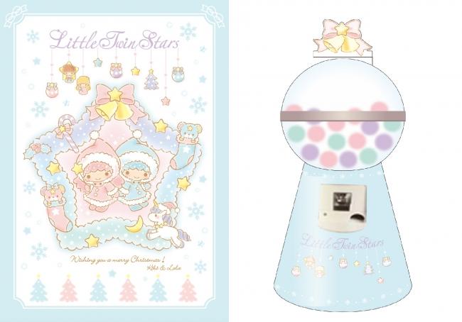 『ルミネエスト新宿』がキキ&ララに染まる♡ コラボアイテムやグルメ、豪華賞品が当たるプレゼントキャンペーンなど盛りだくさん_7
