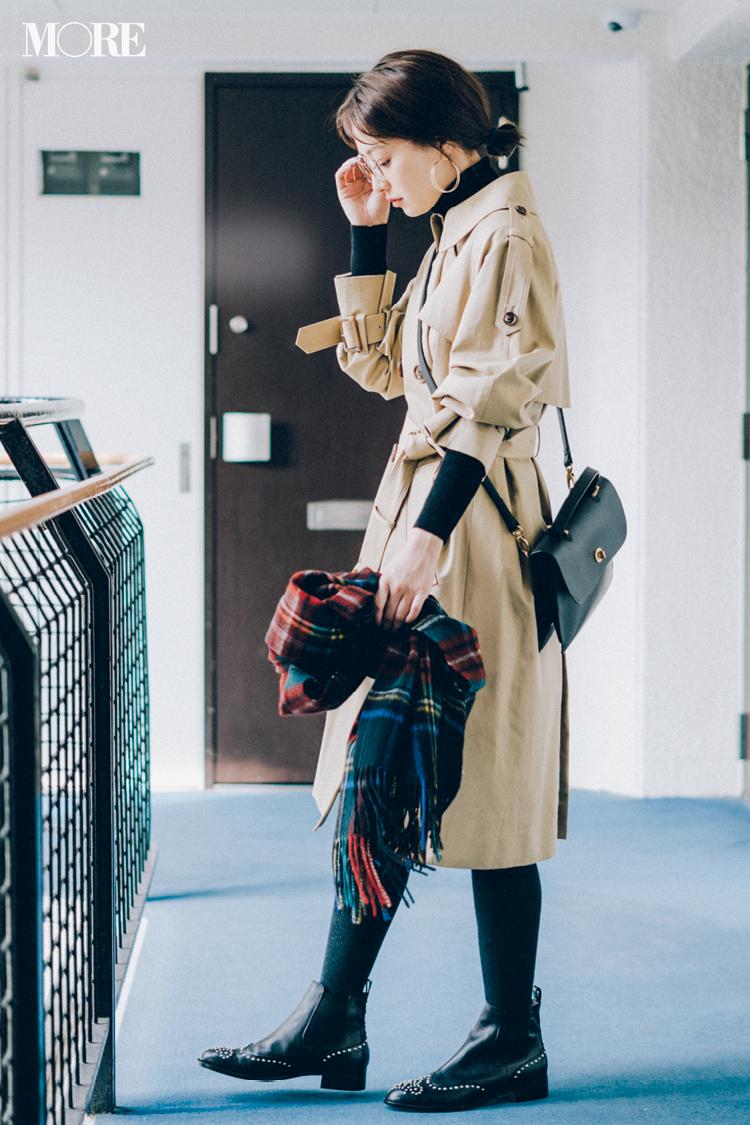 冬のおすすめ【ストールコーデ】 | 20代ファッション・レディース・おしゃれ_1_10