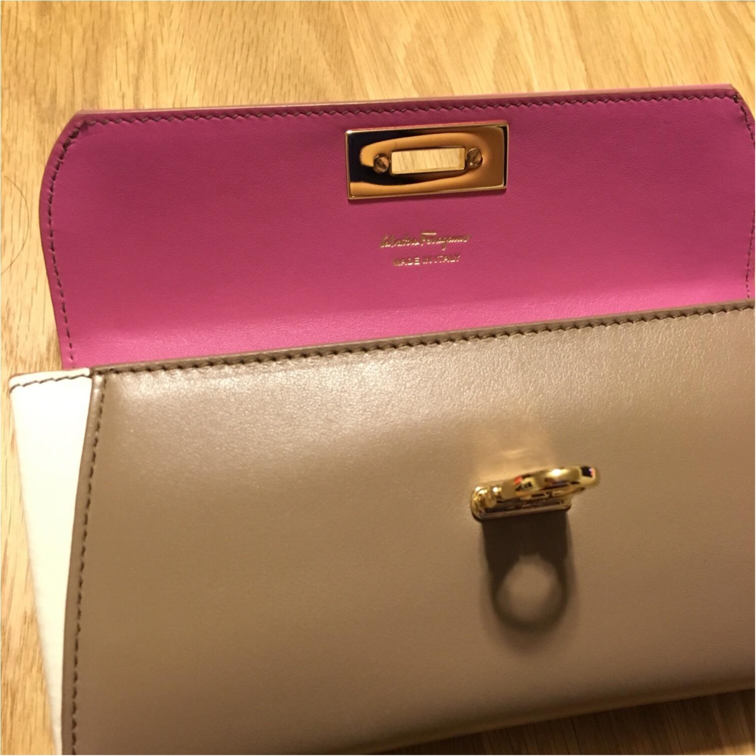 おさよ:おNEWのお財布♡_2