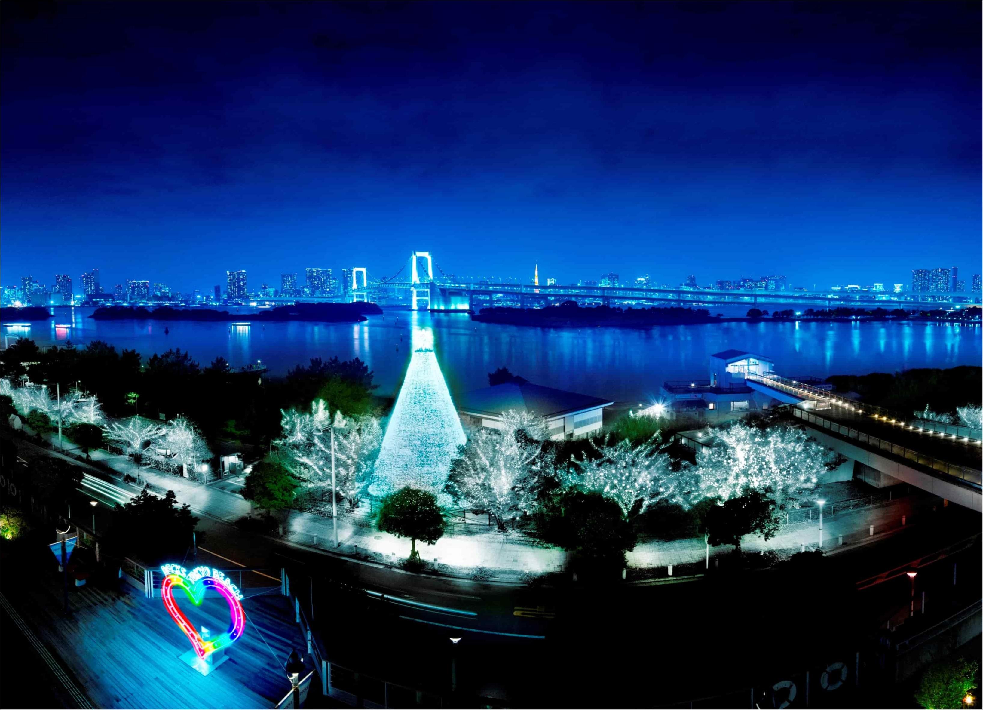 東京都内のおすすめイルミネーション、表参道、恵比寿、お台場etc.11選☆彡_13
