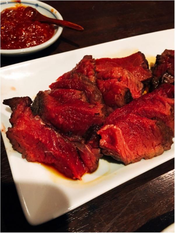 予約待ち6ヶ月は当たり前!!肉山の肉はすごいって言ううわさ。byじゅなrainbow*_13