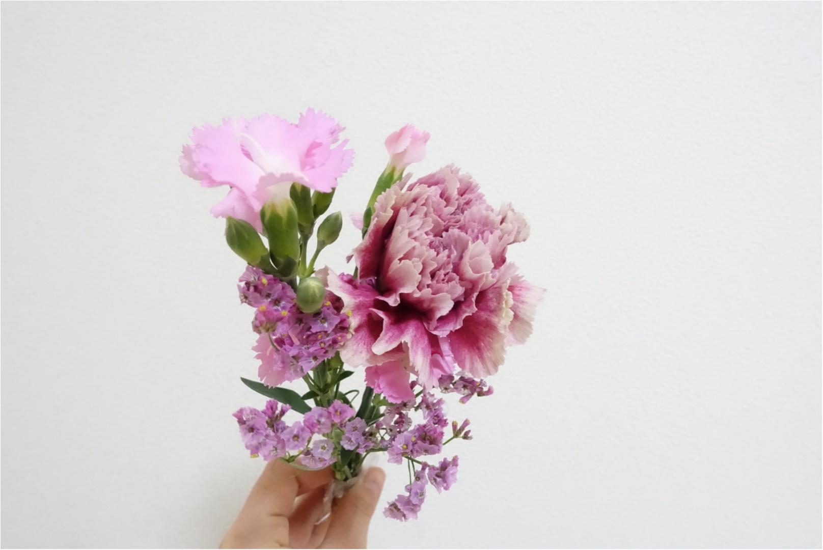 ★毎週ポストにお花が届く?!感謝の気持ちをワンコインのお花に込めて、大切なあの人に、贈り物はいかがですか??_2