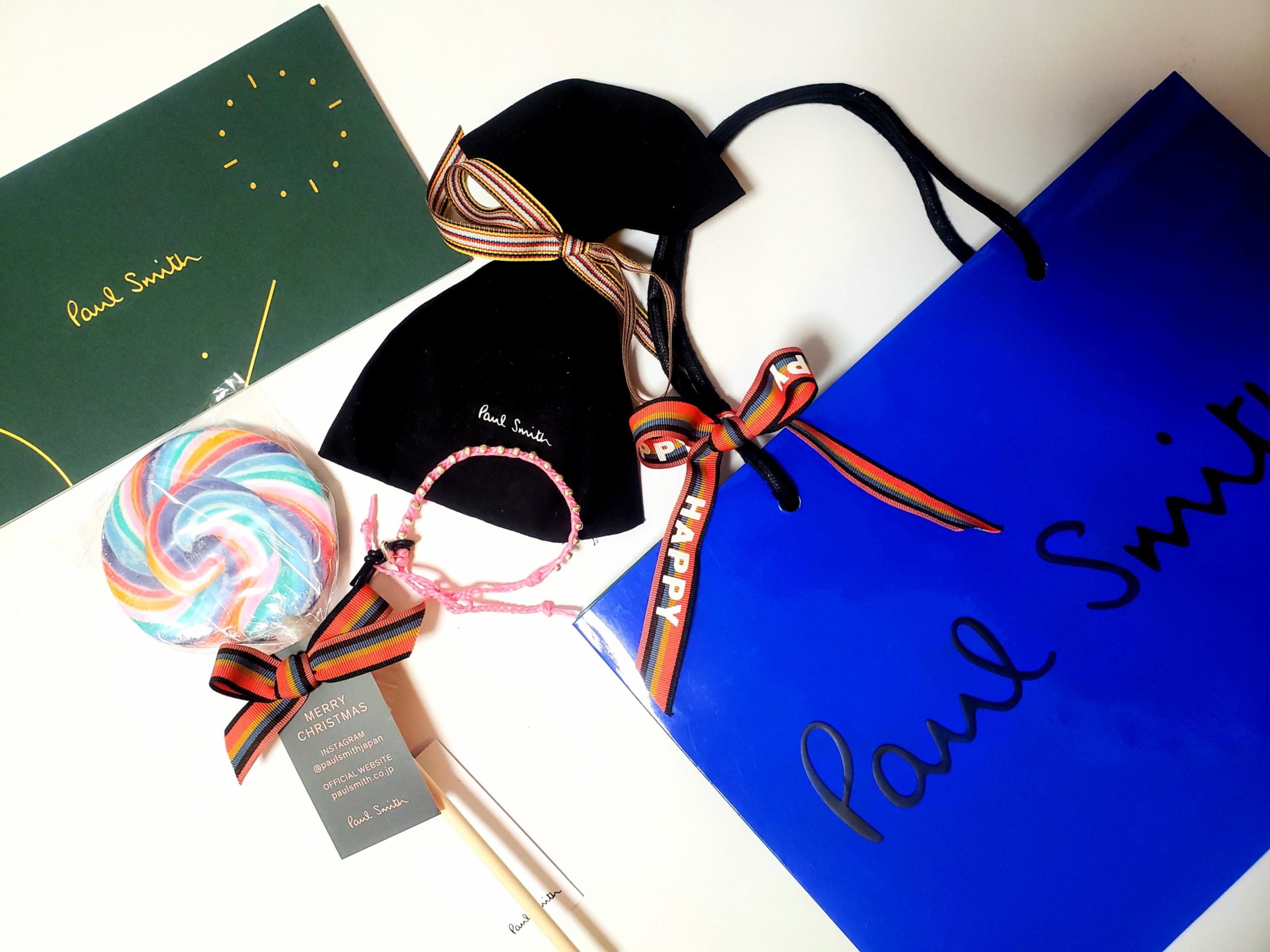 【Paul Smith】メンノン×モアのトークショー&ショッピングイベントに参加!革小物もゲット♡_5