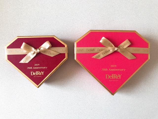 【2019バレンタイン】ダイヤモンドのようなチョコ《DelReY》が気になる♡_2