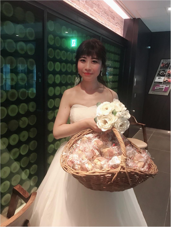 【Happy wedding❤︎】モアハピ部同期の結婚式にみんなで参加してきました!!挙式から二次会まで写真たっぷりでレポートします♡_16