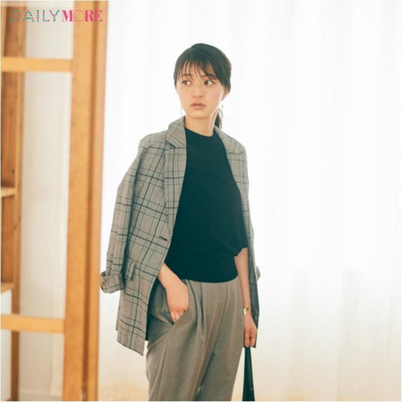 """¥2490のジャケットに、¥4990のセットアップ!? 使えておしゃれな""""超コスパ服""""♡【今週のファッション人気ランキング】_1_2"""