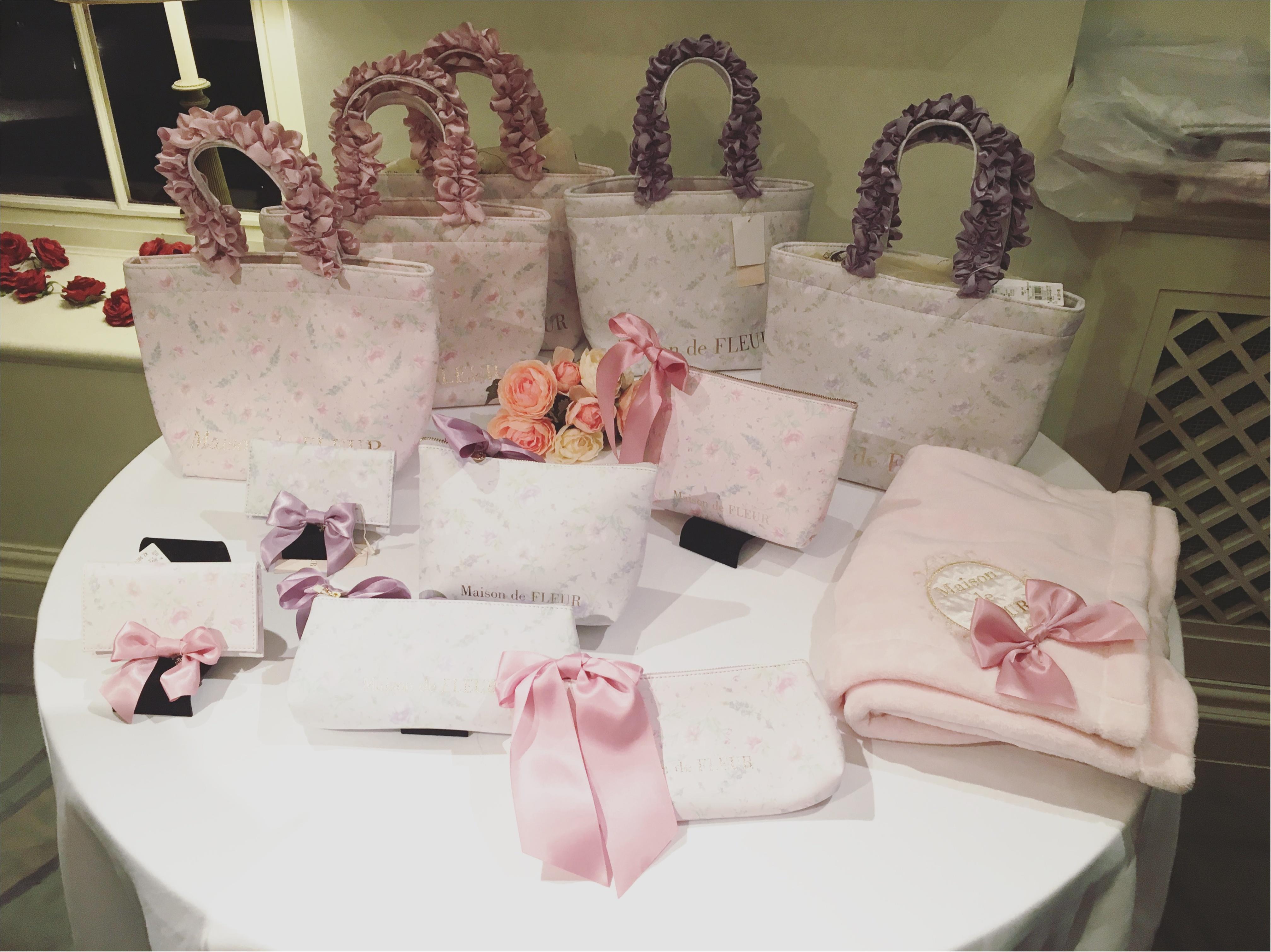 《Maison de FLEUR 4th Birthday Party.》メゾンドフルールの4周年パーティ♡私達、このピンクの世界を愛してる!♡♡_8