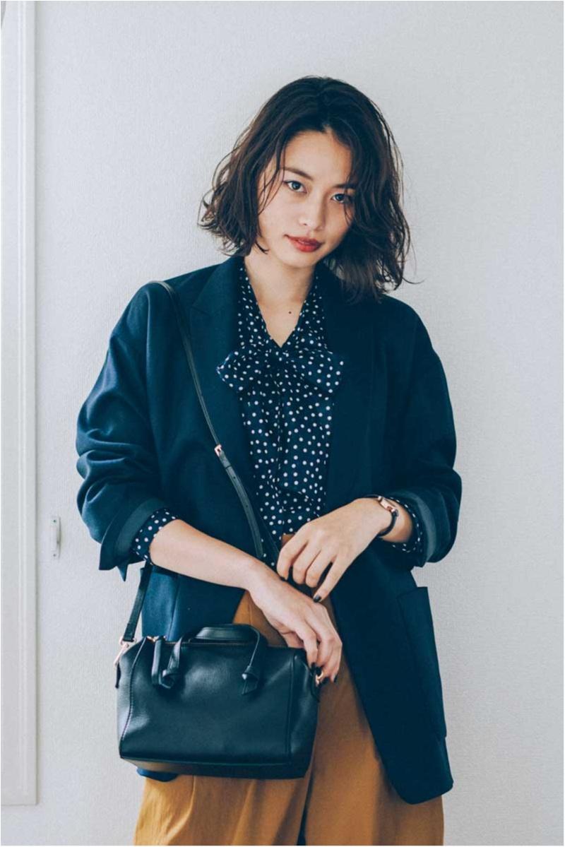 お仕事ガールのバッグは「可愛い・使える・毎日持てる」、どれもゆずれないでしょ♡_2_2