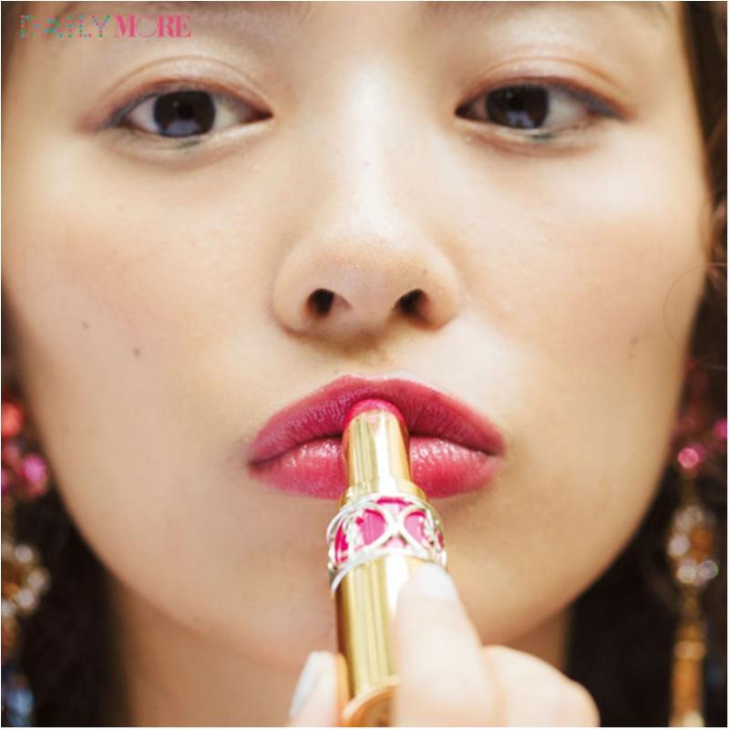 内田理央&イガリシノブさんが提案!「インスタ映えしたい日」は「ピンク×キラキラ×セクシー☆メイク」が断然おしゃれ♪_3_3