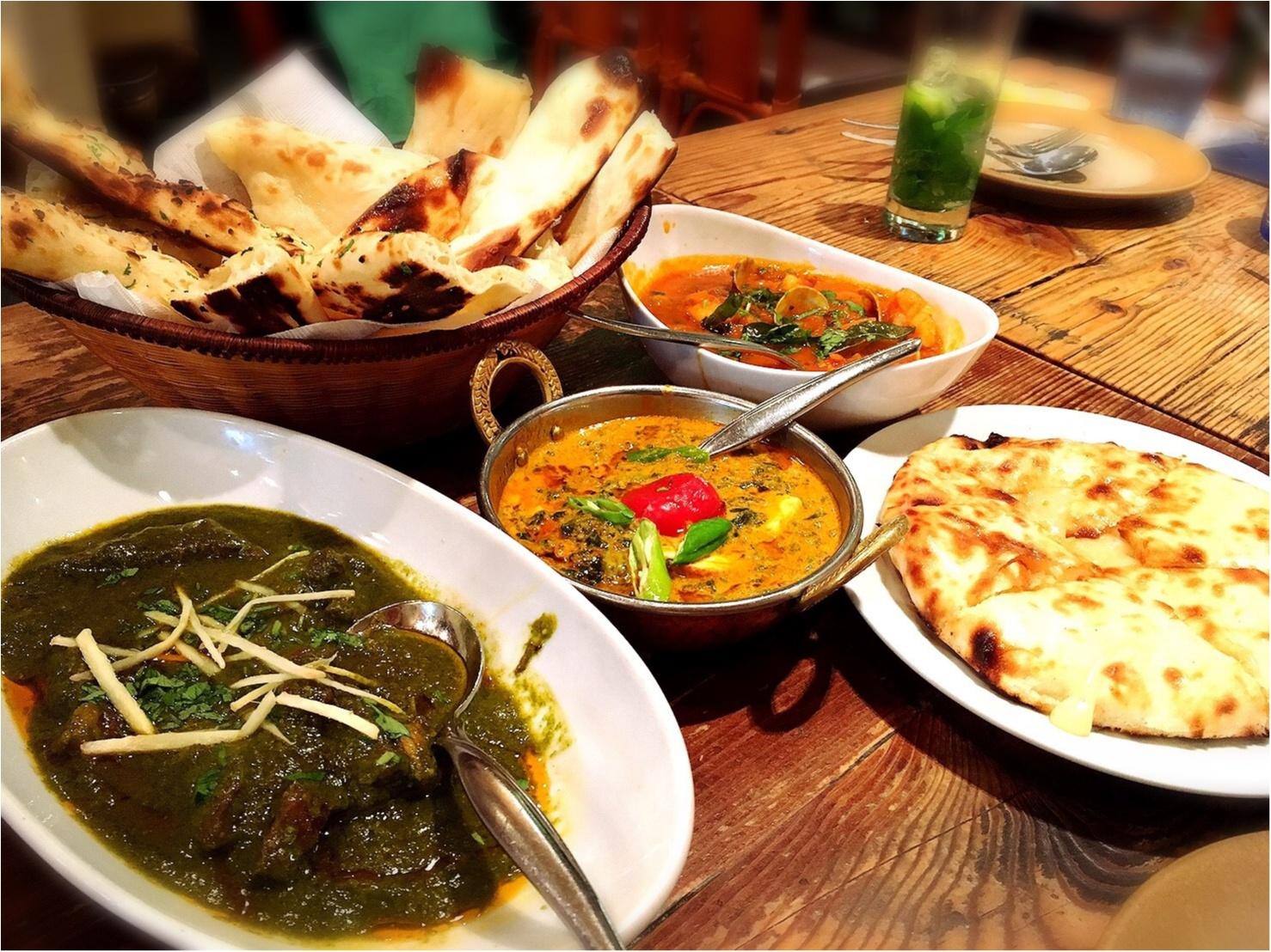チーズクルチャ大好き!なゆずが選ぶインド料理が美味しい銀座の名店★_8