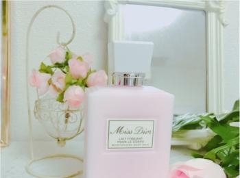 【ボディクリームマニアが愛用♡】口コミでも大人気の《Dior》をご紹介します♡
