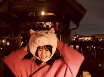 唐田えりかはモコモコのワンピで「冬と言ったらニットでしょ」 ☆【モデルのオフショット:お気に入りのファッションアイテム編】