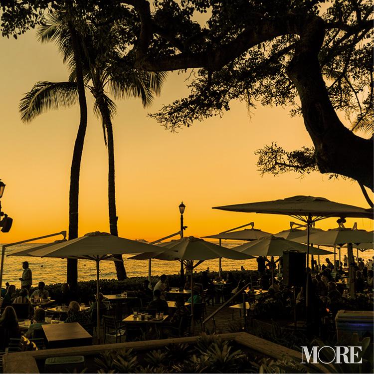 ハワイの絶景サンセット♡ アラモアナ ビーチパークや、ビーチビューのバーなど、夕日が映えるスポット3選!_3