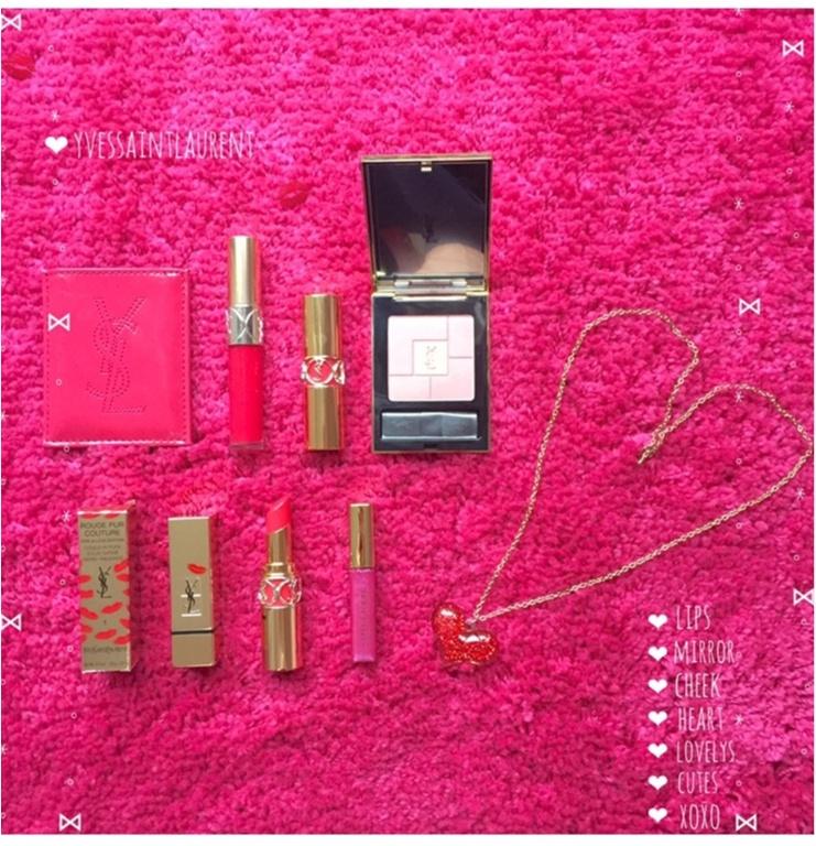 【Beauty】毎日の小物はピンクで統一気分Up♡だいすきkate spade のparty情報も♡_6