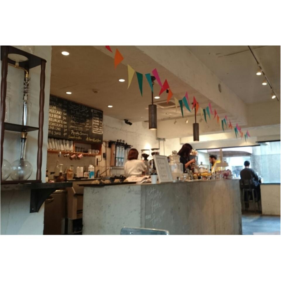 〈本当は内緒にしたい...!!〉カフェラテが美味しい都内のお気に入りカフェ。_2