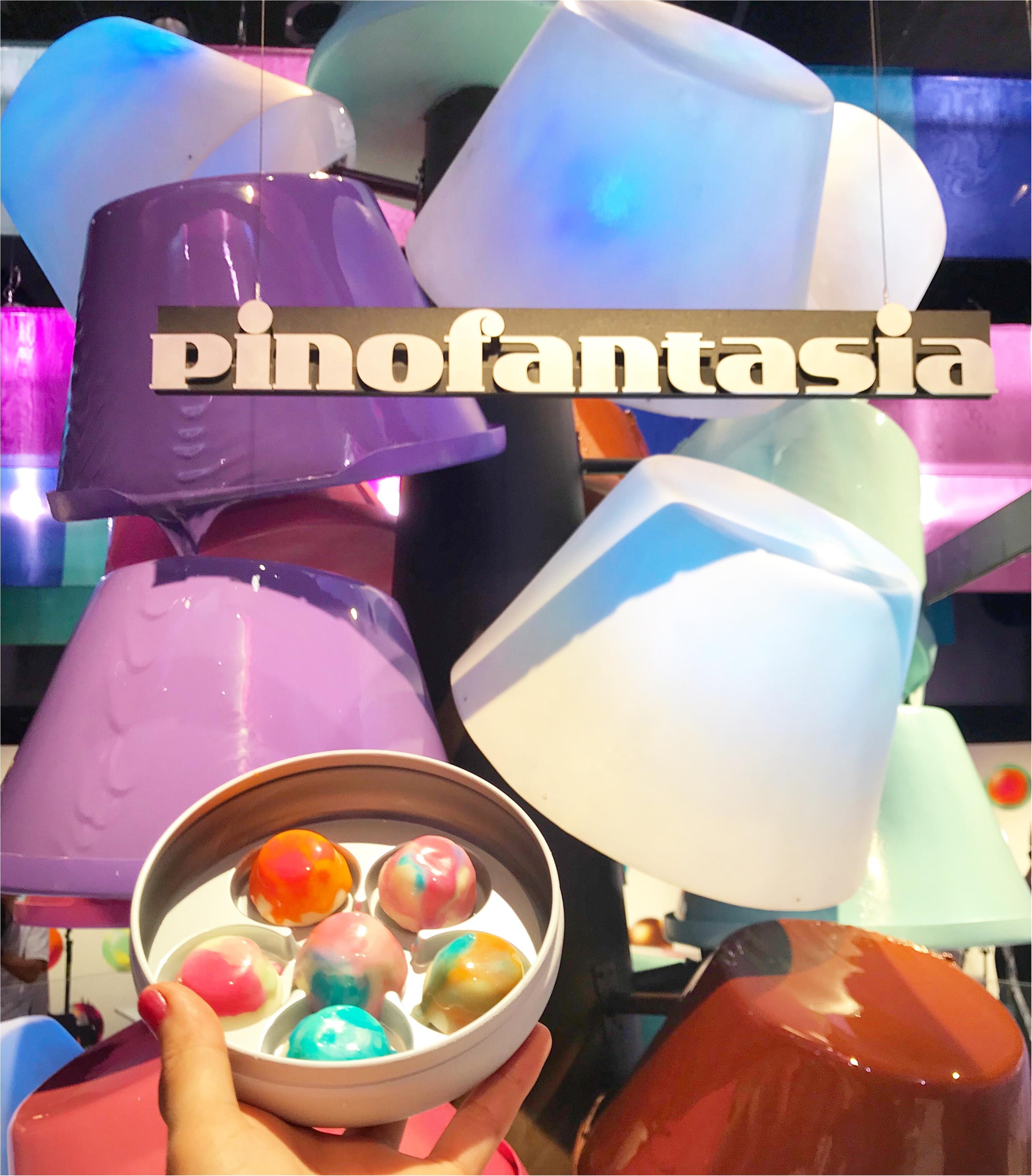 世界にひとつだけのオリジナルが作れる♪ 『ピノファンタジア』体験レポ! _10