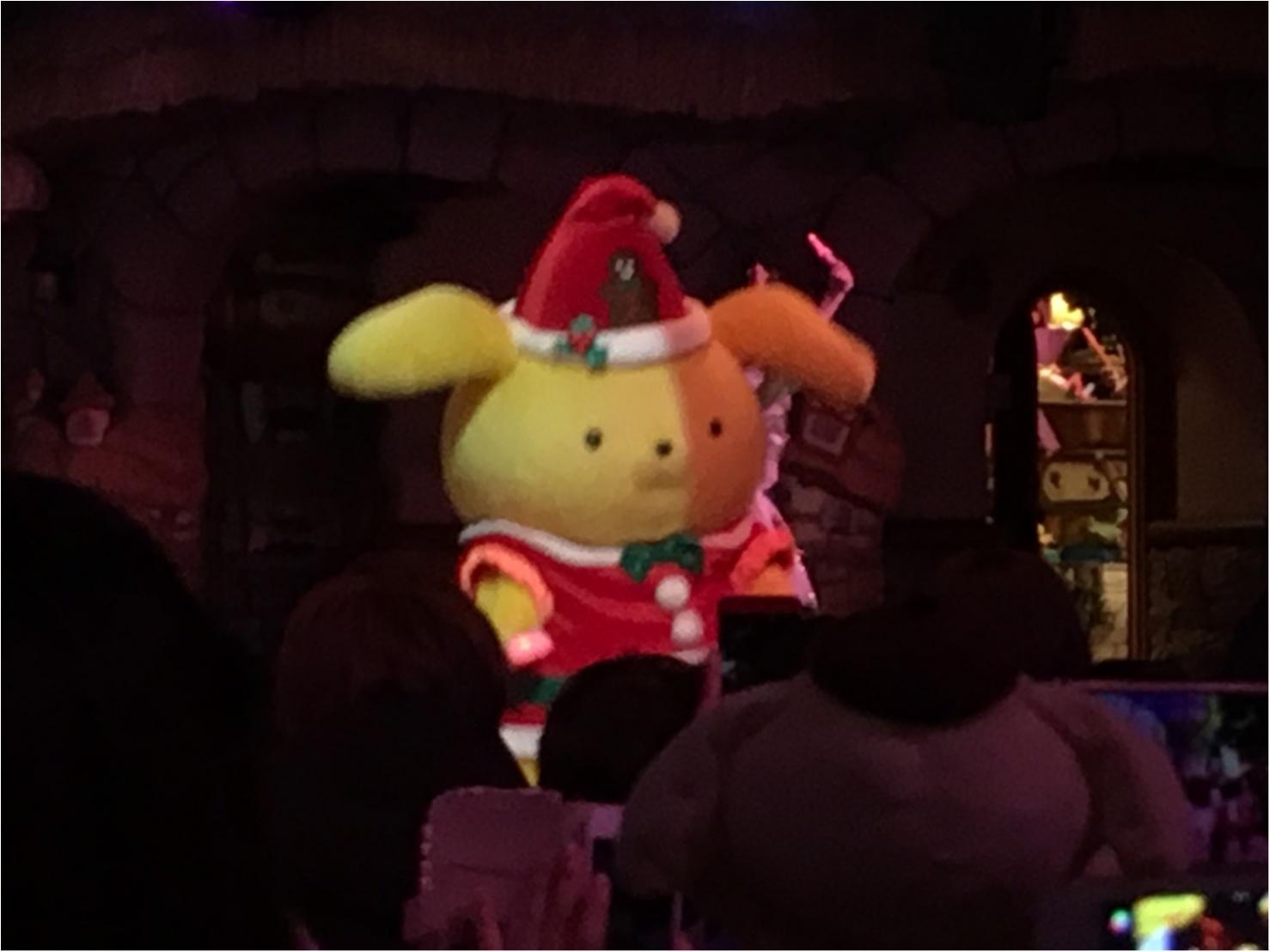 """《先行お披露目会に潜入!》『ピューロクリスマス』-ピューロランドでサンリオキャラたちがパーティ!クリスマスの""""ス""""が消えちゃった!?-_5_2"""