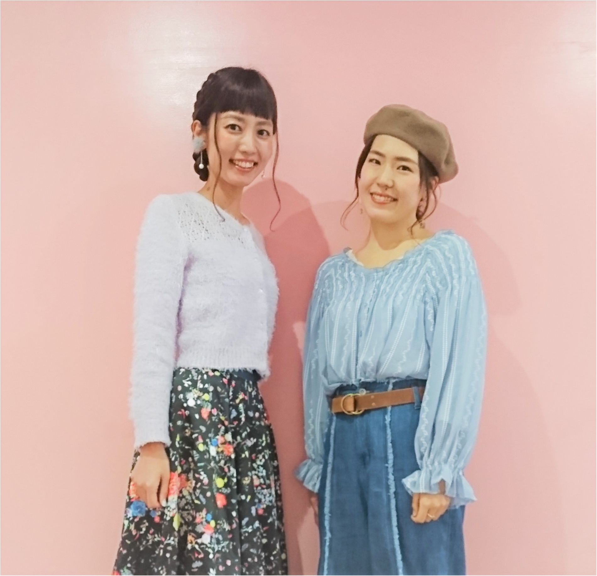 モアハピ部の美人さんたちとの撮影レポ!_8