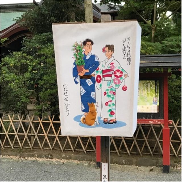 《カメラ女子、必見!》夏の夜を涼しげに♪鎌倉のぼんぼり祭りは9日まで!_3