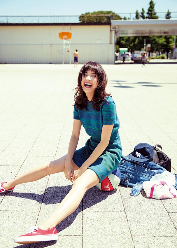"""7月は夏しかできない""""女っぽコーデ""""がしたい!(1)  大人な肌見せの楽しみ方_1"""