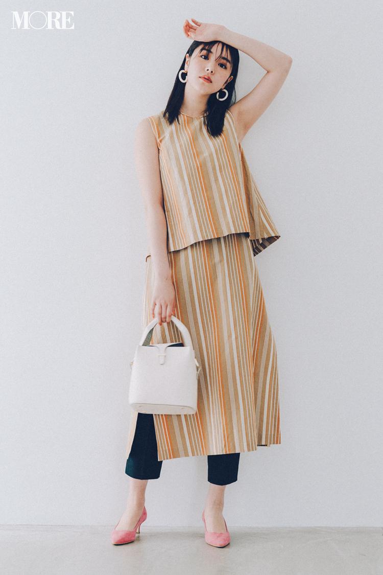 夏のトレンドバッグ特集《2019年版》- PVCバッグやかごバッグなど夏に人気のバッグまとめ_25