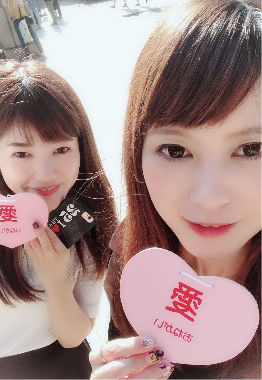 神戸の赤い糸結び♡生田神社へ。モアハピ部員さんがブログでUPしていましたね。私も行ってきました☆_3