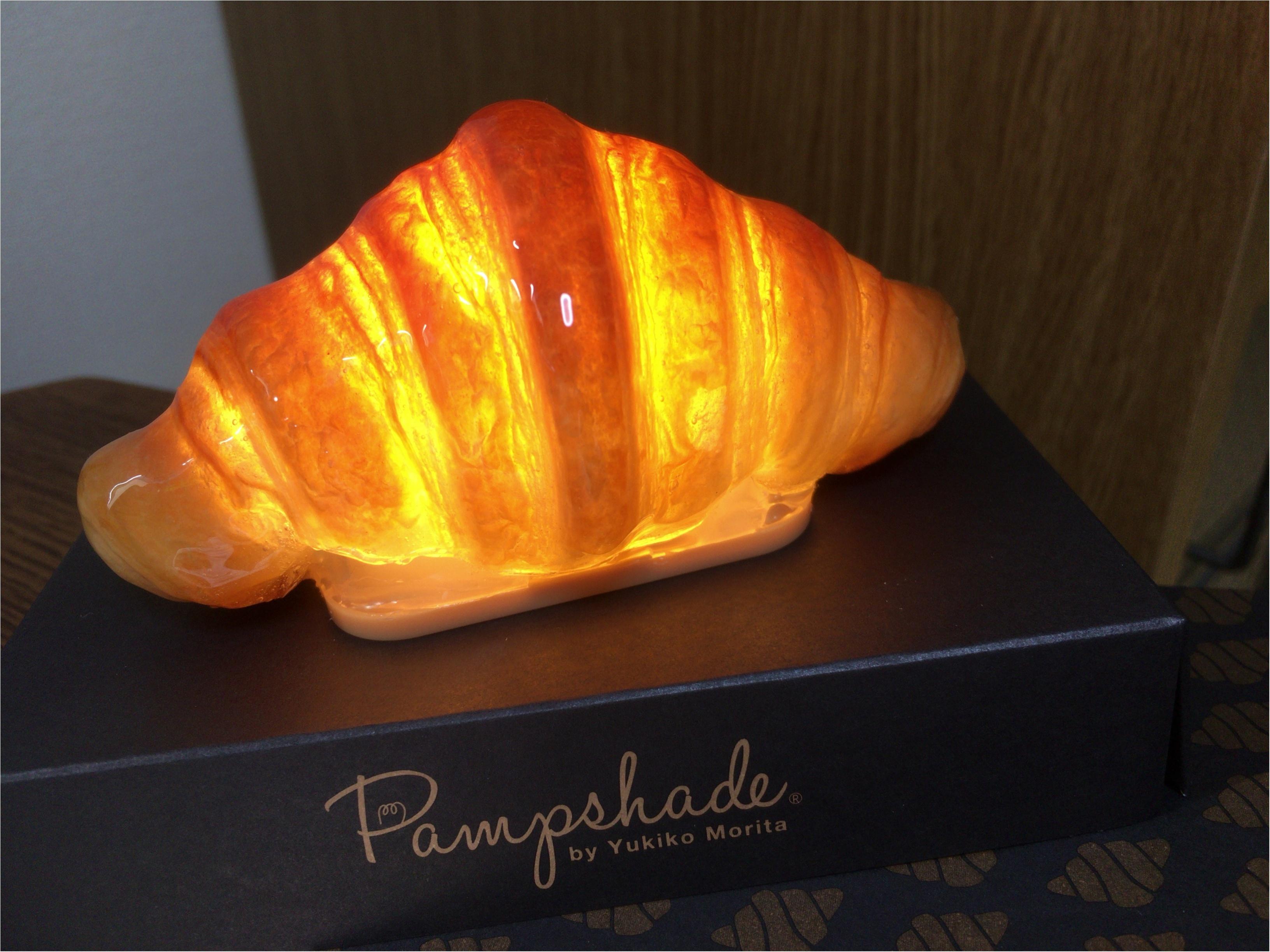 本物のパンでライト?クロワッサンが可愛い《パンプシェード》って何?なインテリア雑貨を見つけました!_9