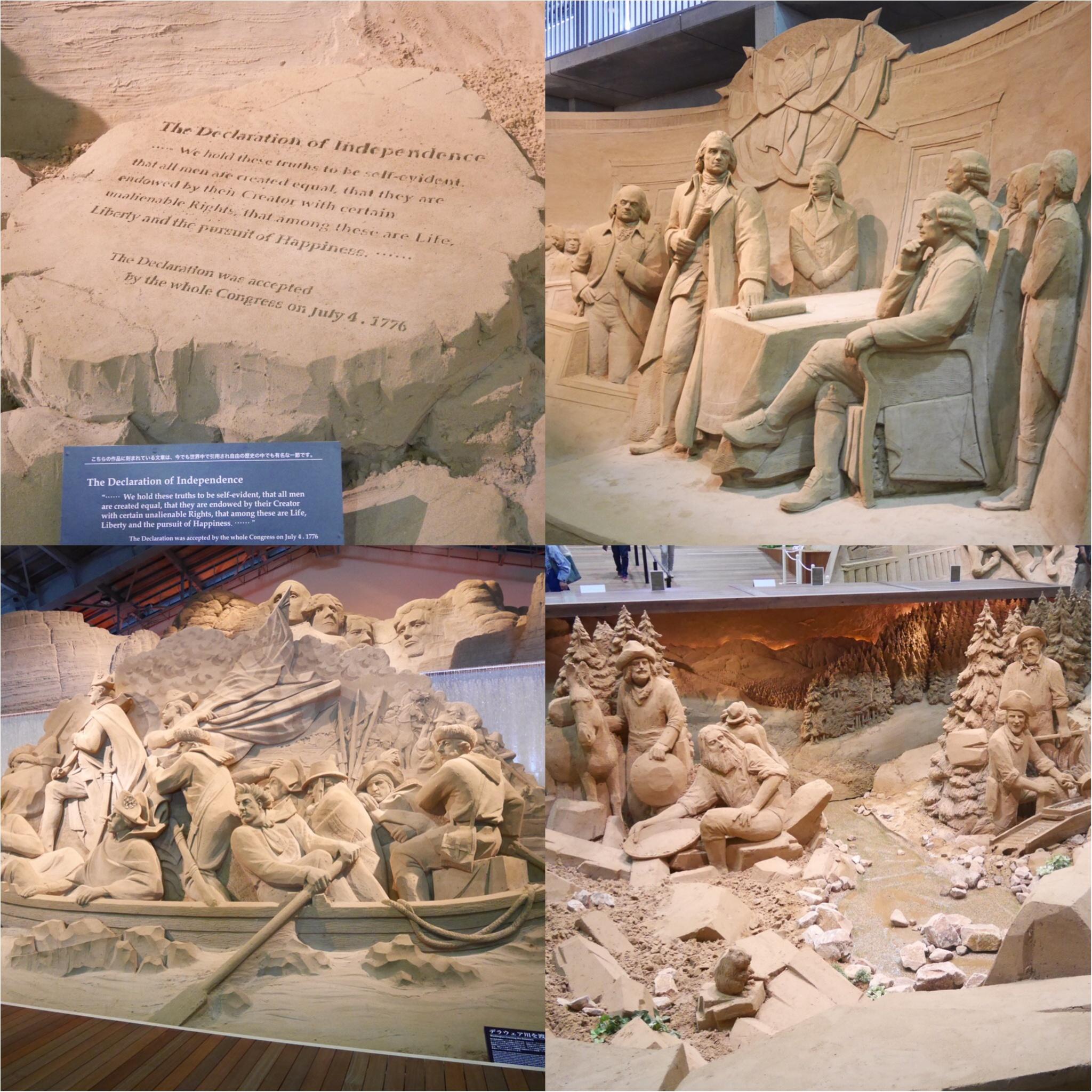 [島根・鳥取旅行④]鳥取砂丘&砂の博物館に行って来ました!_3