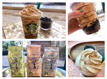 【スタバ新作 レポ】あのコーヒー ジェリーが帰ってきた! 「クラフテッド コーヒー ジェリー フラペチーノ」と「ムース フォーム キャラメル マキアート」をscoop!