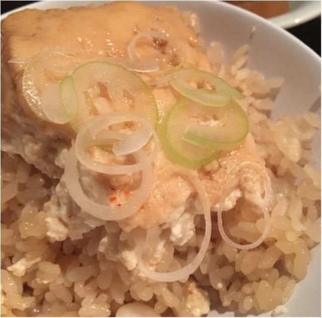 【日本橋名物】とうめし。って知ってる?〜ご飯×豆腐がなんでこんなに美味しいの〜 _11