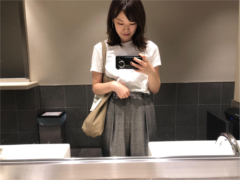 《アヤサンポ》女友達と過ごす休日コーデ!秋服着たのに暑かった、という巻_2
