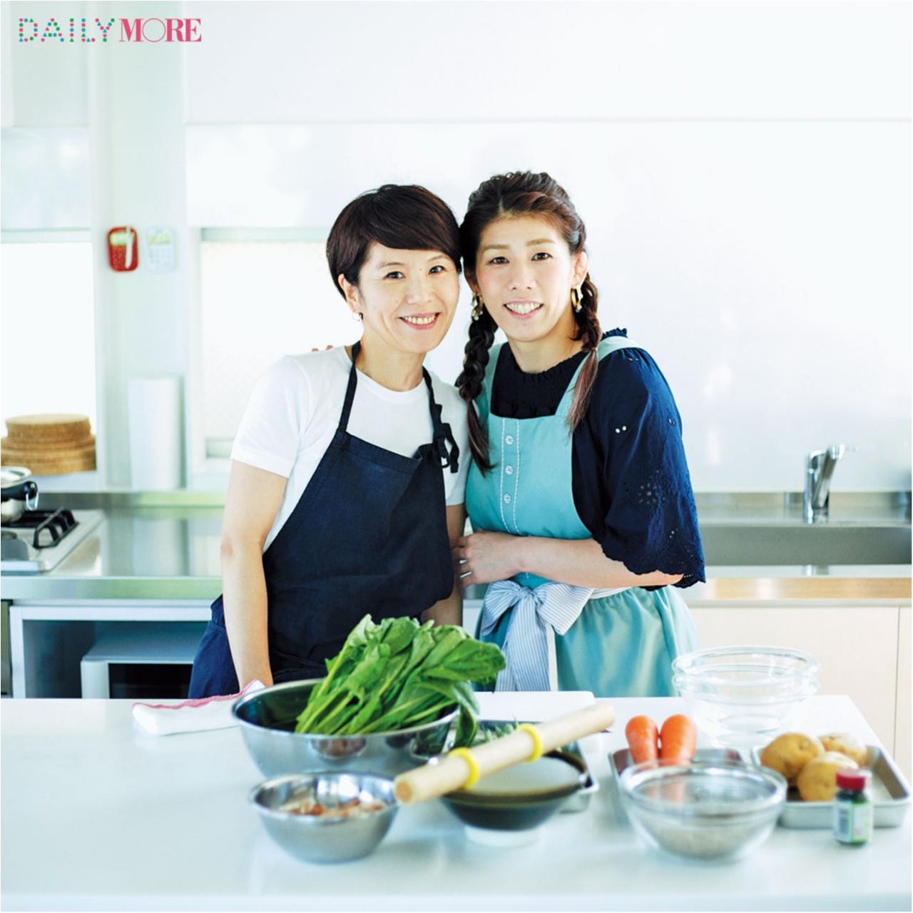 【動画もチェック!】 「彩り副菜おかず」、吉田さんは上手につくれたの?【#モアチャレ 吉田沙保里さんの「お弁当女子」チャレンジ】_1