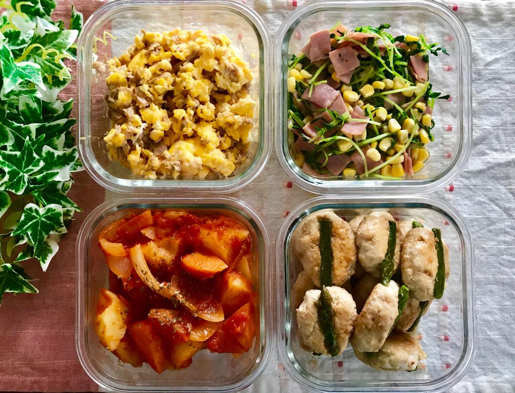 【今月のお家ごはん】アラサー女子の食卓!作り置きおかずでラクチン晩ご飯♡-Vol.3-_2
