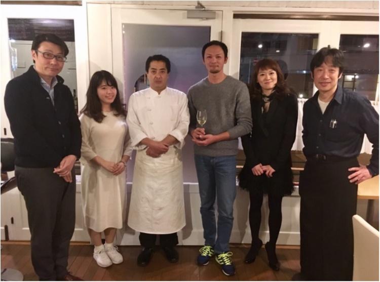【シードル飲み比べ】第13回日本のシードルを味わう会〜ブルターニュ地方料理のマリアージュ〜@レストランD_7