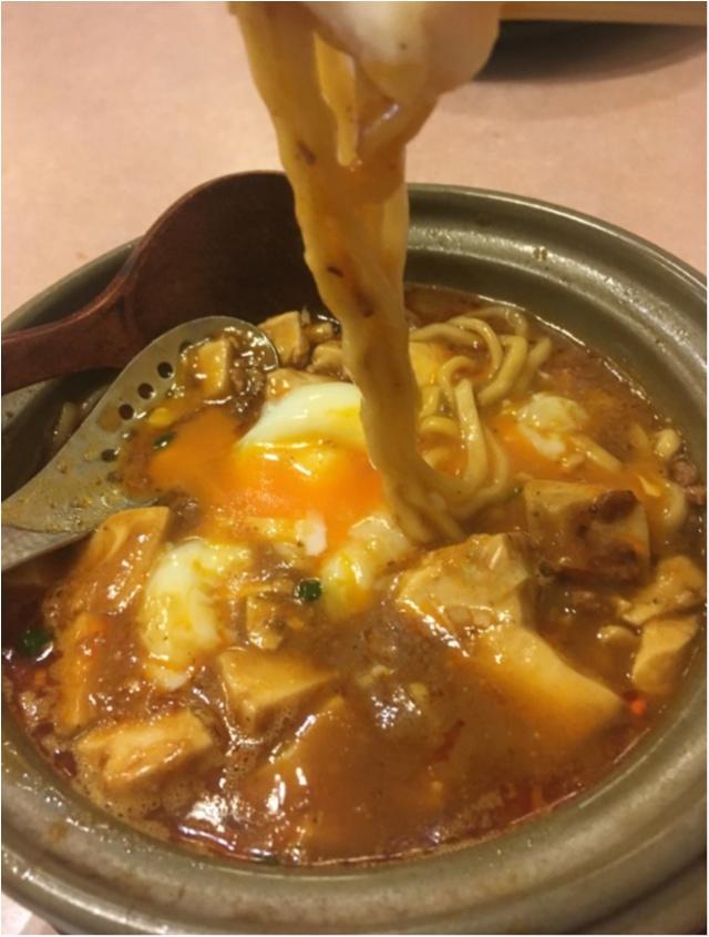 麻婆麺が絶品の中華屋さんで美女杏仁出現!?_5