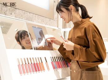 「伊勢丹新宿店」化粧品フロアの最新コスメカウンターがすごすぎる! BAさんのメイクテクをおうちで復習できる機能にも注目