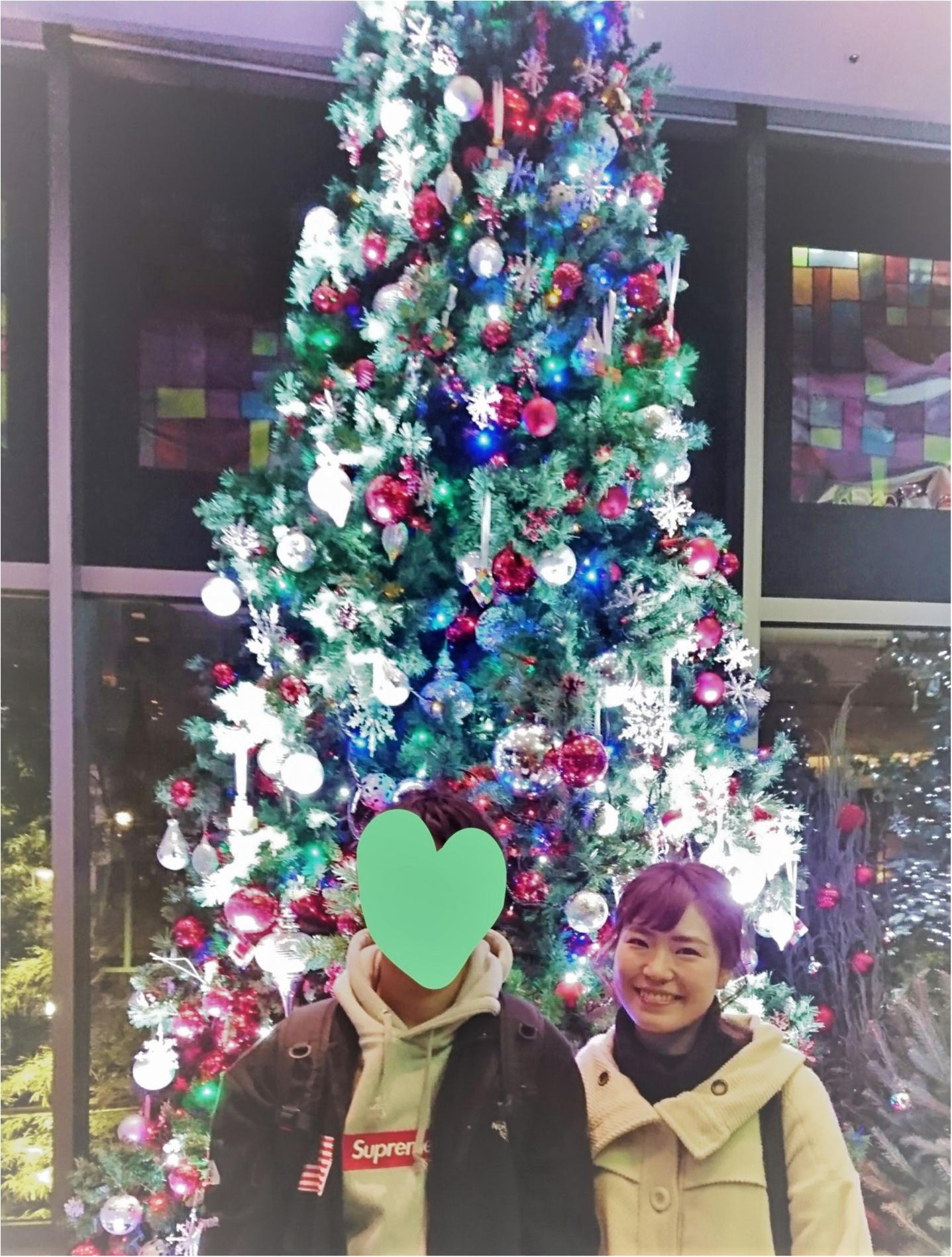 【イルミネーション】は六本木!グランドハイアット東京で♡_6