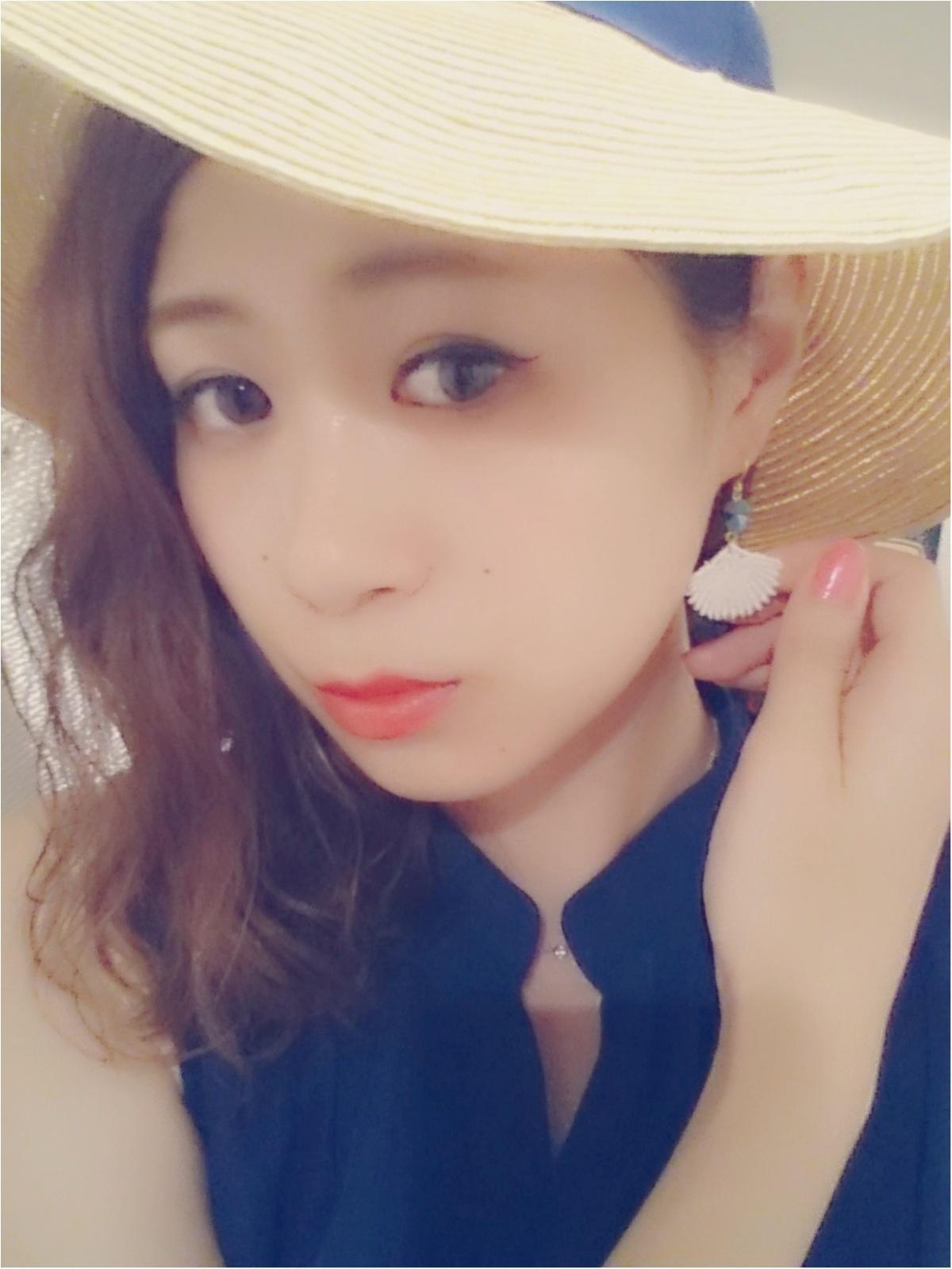 夏のおでかけスタイル☆_1