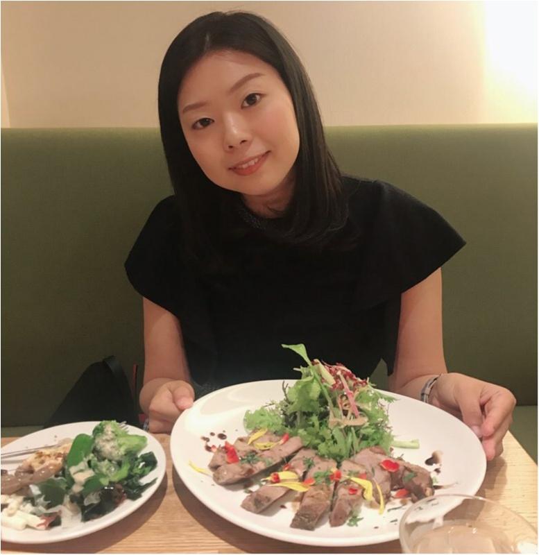 【東京・新宿】隠れ家カフェでおいしいサラダバーを♡_4