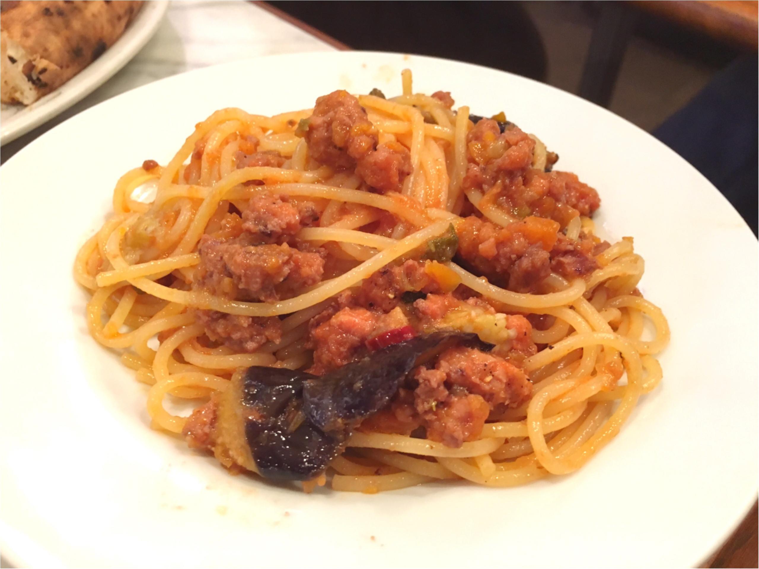 本格窯焼きピッツァが食べられる新宿のイタリアンでモアハピのあの子と9ヶ月ぶりのランチ♡_5