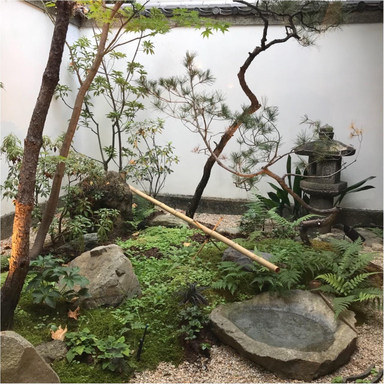 【京都】秋の風情を感じながらふわふわのパンケーキ❤︎_3