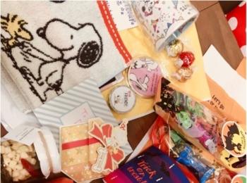 【誕生日プレゼント】をたくさんいただきました!皆さん、ありがとうございました!!