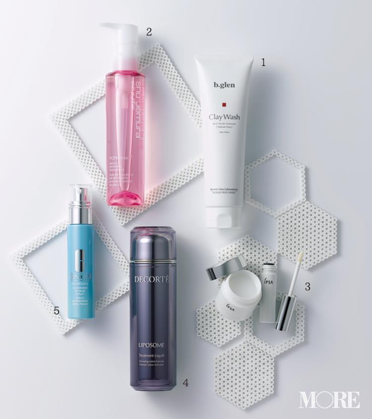 毛穴ベストコスメ特集 | つまり・黒ずみ・ひらき・角栓・ケア方法・おすすめの化粧水・美容液・洗顔料・クレンジング1