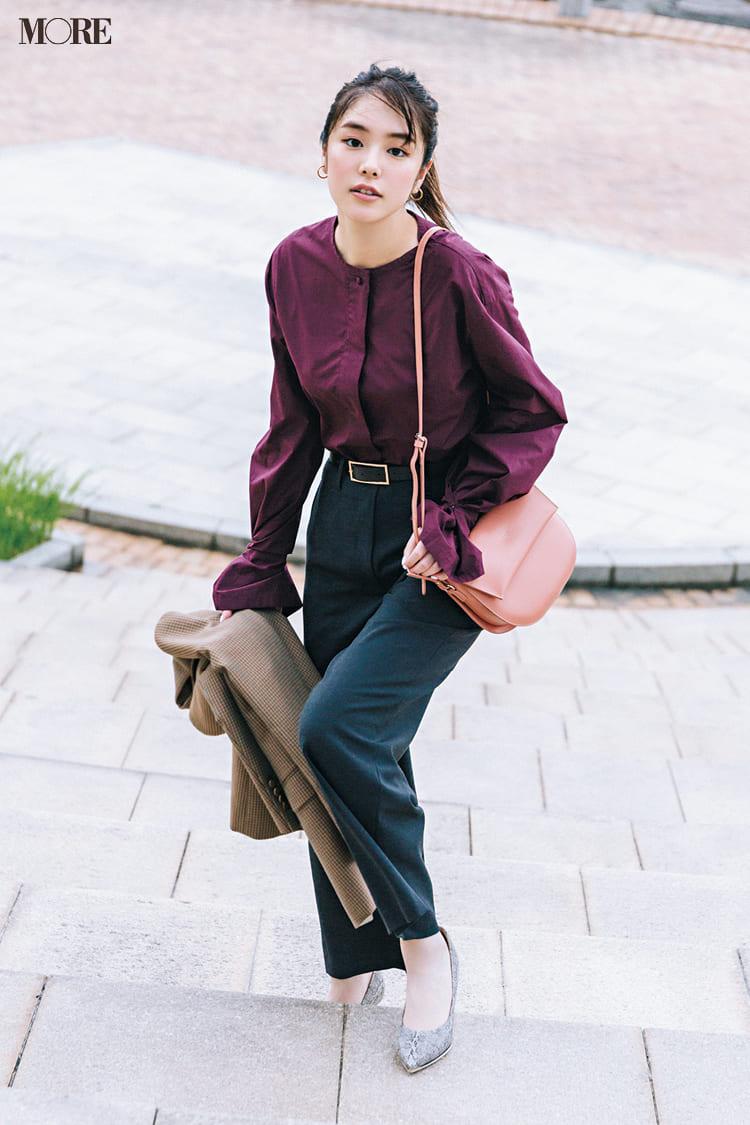 【2020】冬のオフィスカジュアル特集 - ユニクロなど20代女性におすすめの人気ブランドの最新コーデまとめ_9