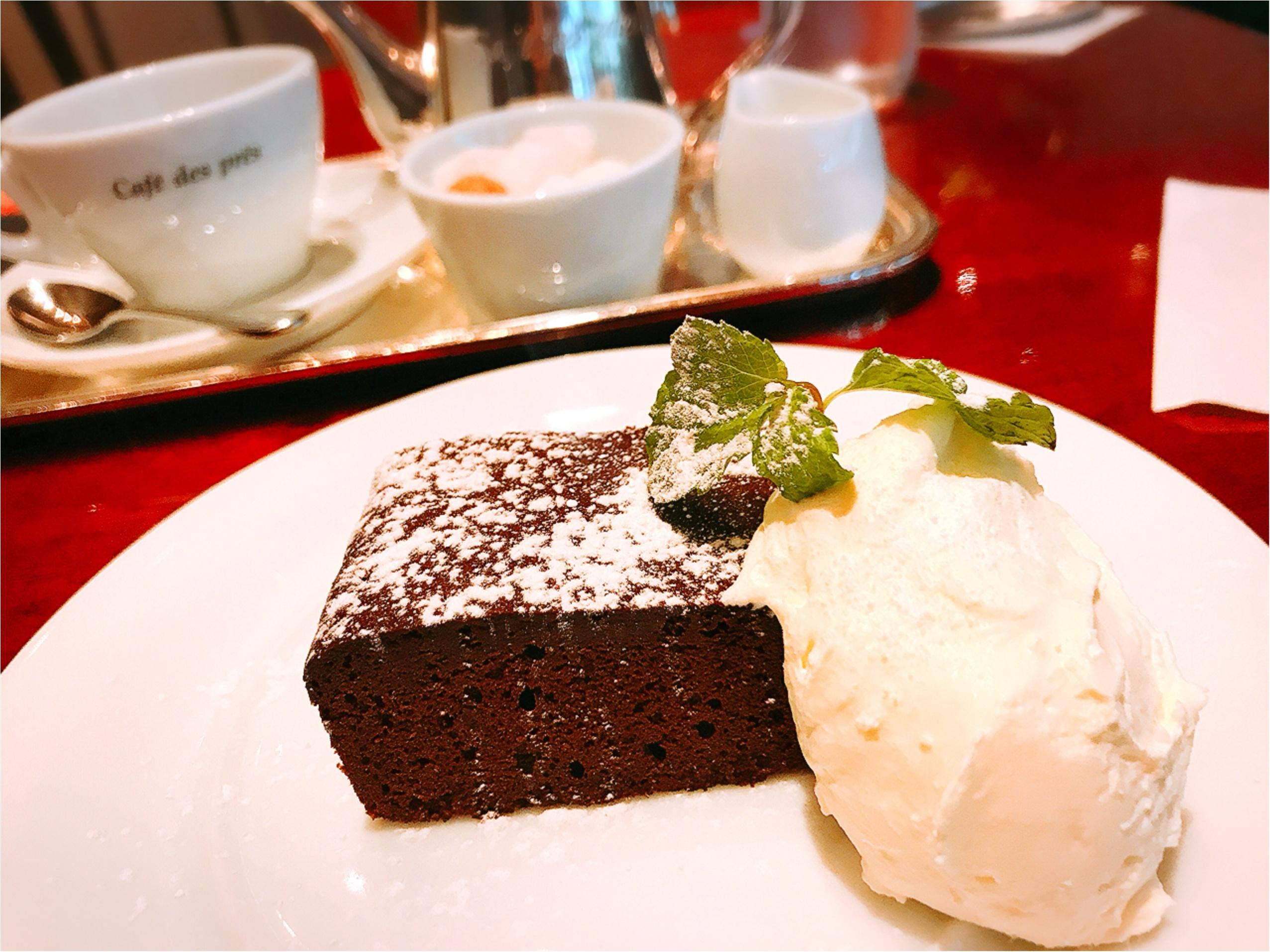 広尾で今行くべきカフェは《Cafe des pres(カフェ・デ・プレ)》!!_3
